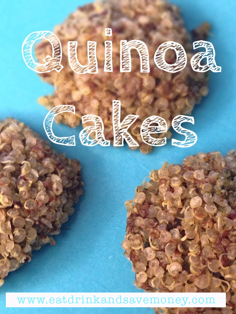 Baby led weaning quinoa cakes eat drink and save money quinoa cakes are perfect for baby led weaning whip up a batch and let your forumfinder Choice Image