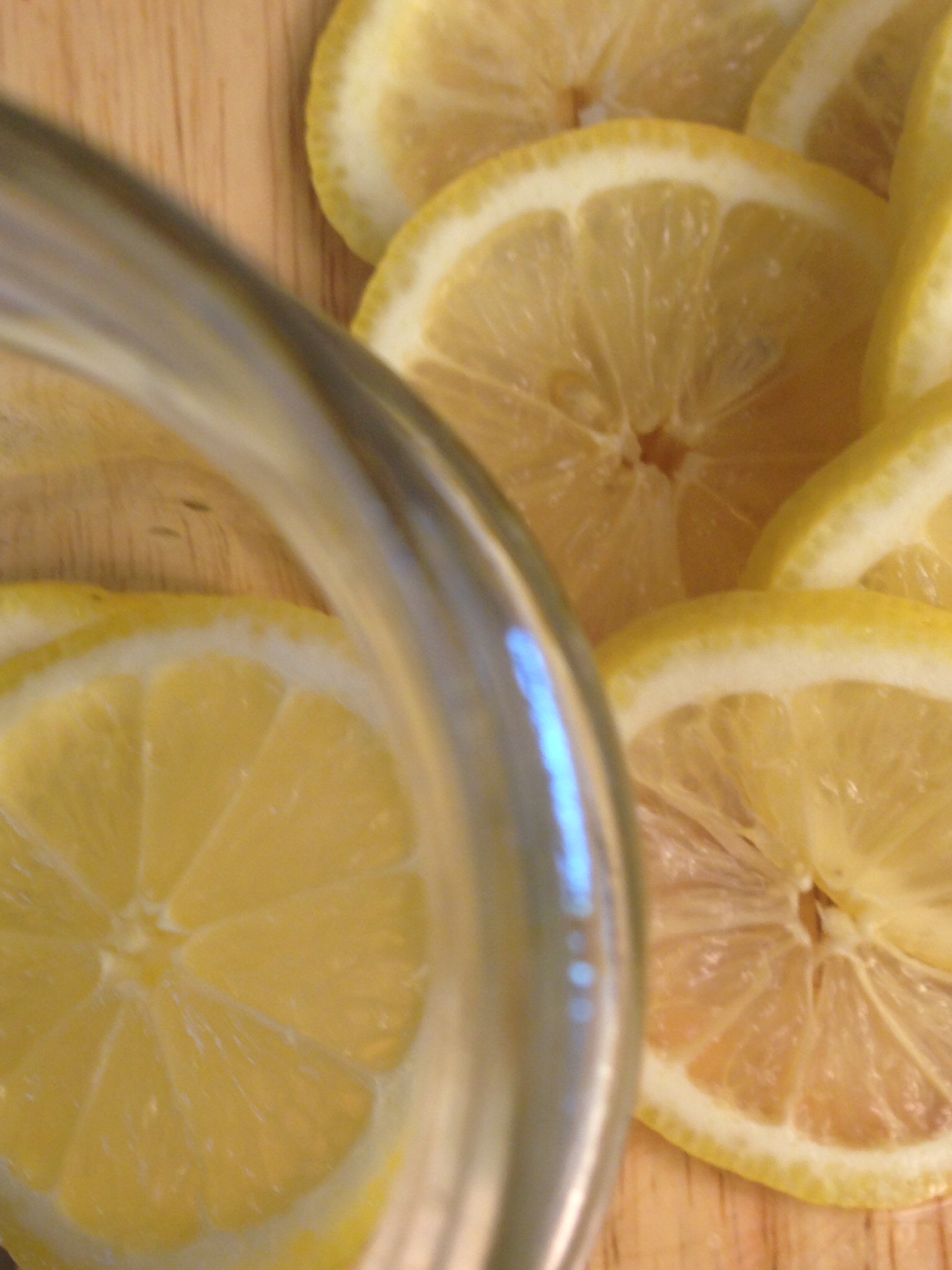Make Your Own Honey Lemon Cough Syrup Eat Drink And