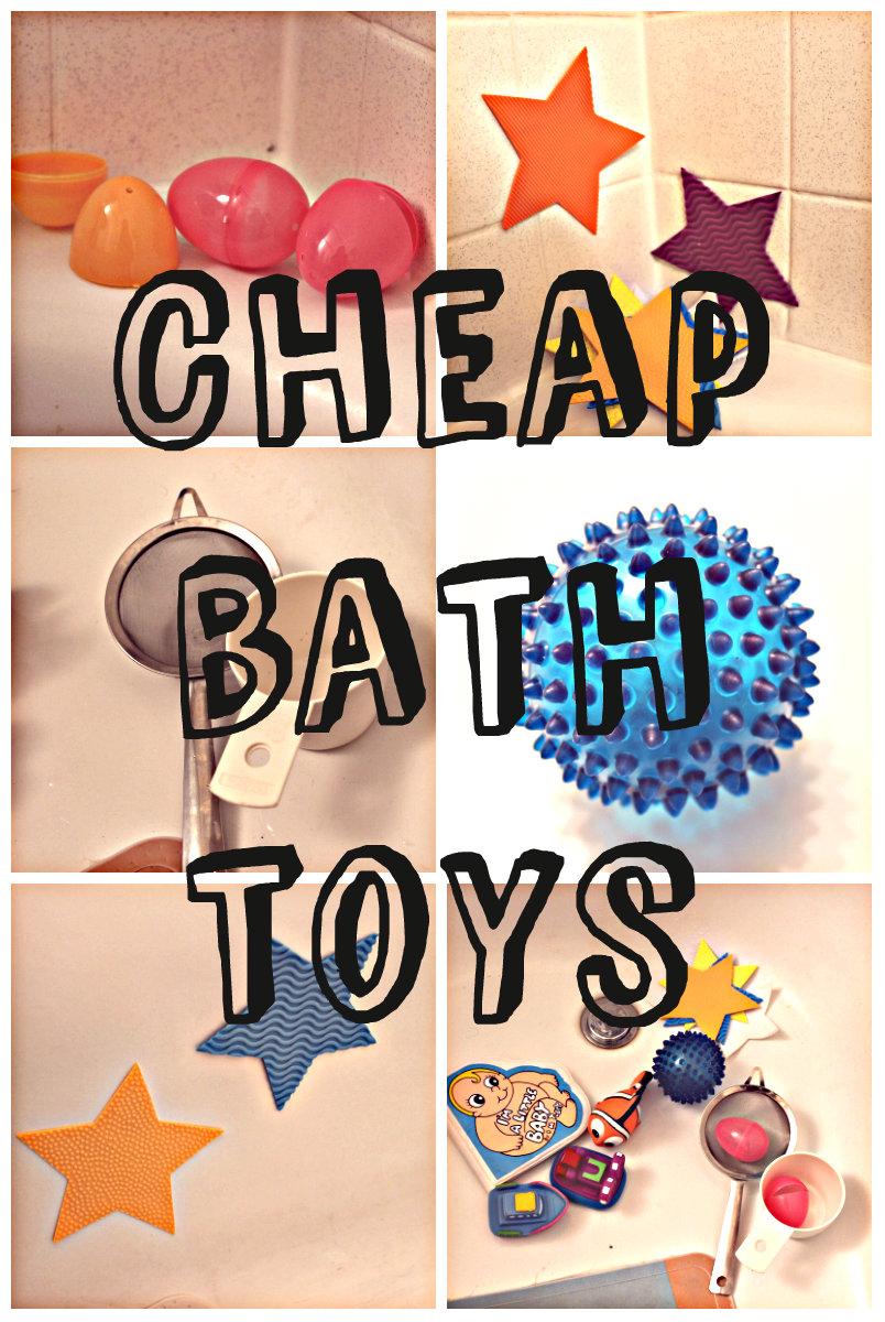 cheap bath toys