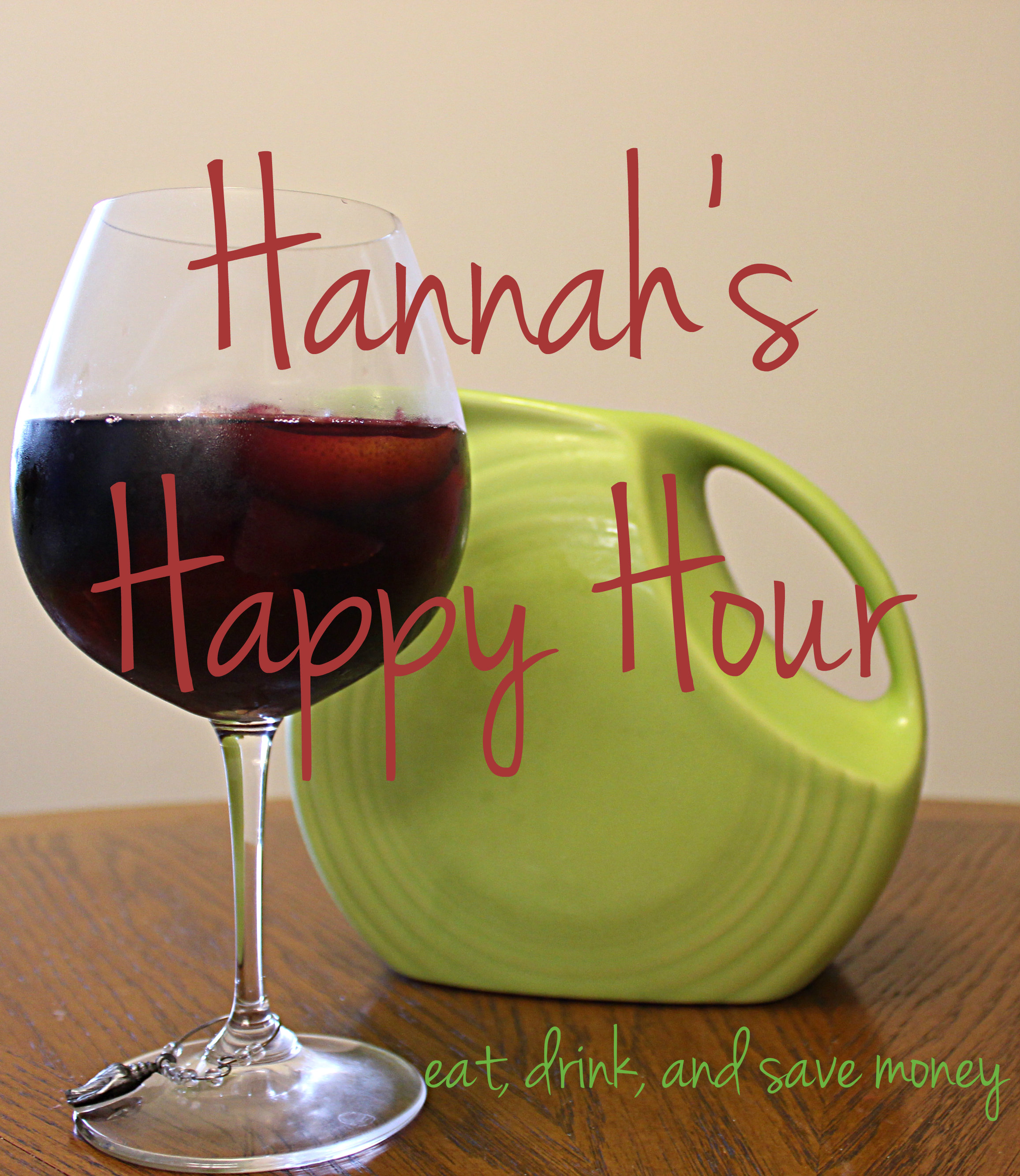 Hannah's Happy Hour