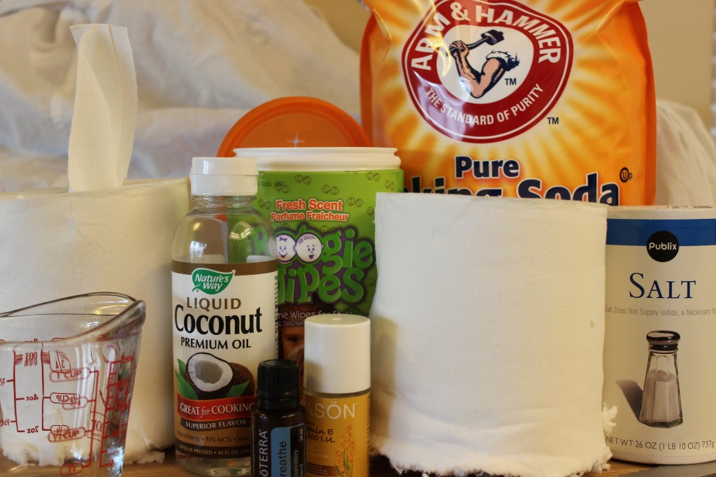 DIY boogie wipes | eat drink and save money blog