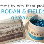 Direct Sales Series Part 4:  Kayla's Rodan and Fields Story + Giveaway