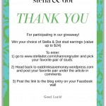 Stella and Dot Giveaway!  Direct Sales Series Part 2:  Shannon's Story