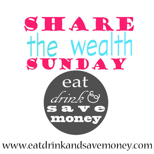 Share the Wealth Sunday Button