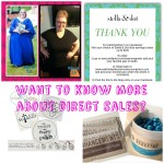 Direct Sales Series:  Final Post- Tracie's Ava Anderson Story