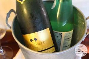 champagne taste test party ideas