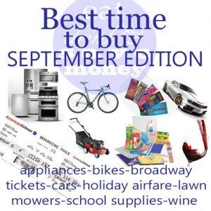 Best Time to Buy_September
