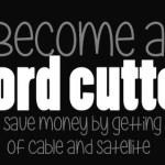 Become a cord cutter and save money by getting rid of cable and satellite