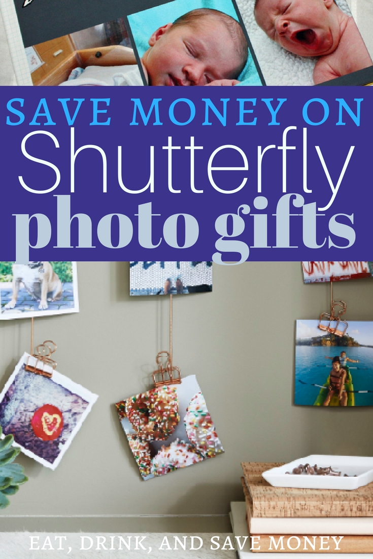 Save money on shutterfly photo gifts #savemoney #shutterfly #photos #gifts
