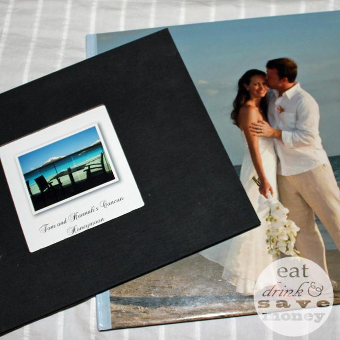 Shutterfly books honeymoon and wedding
