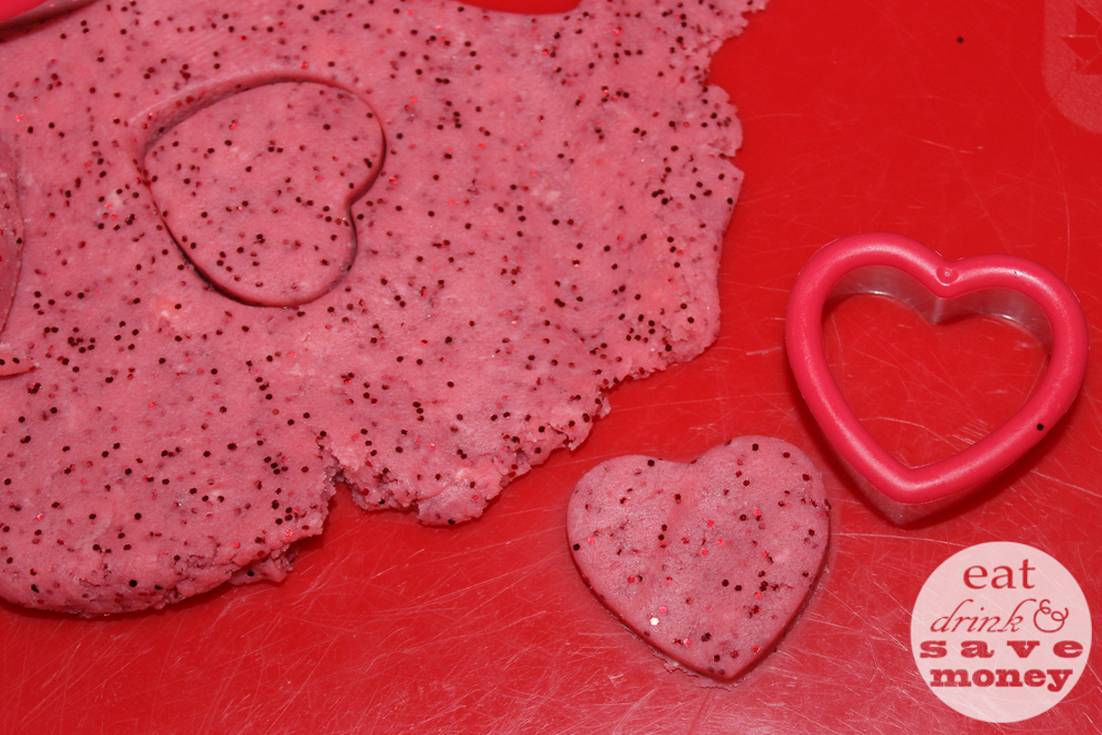 Valentines Day Play Dough Recipe