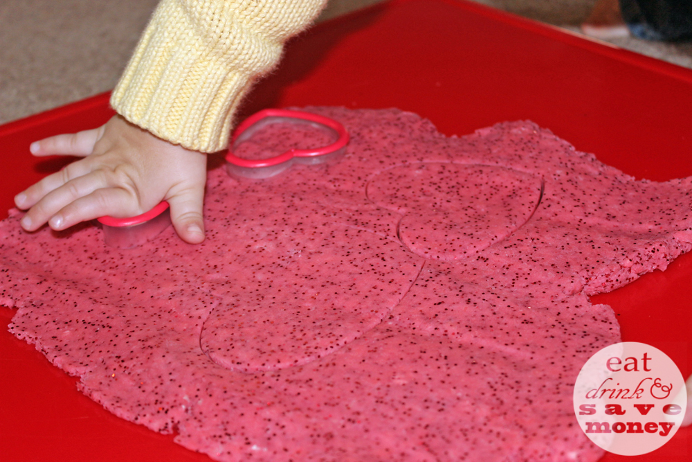 Valentines Day Play Dough