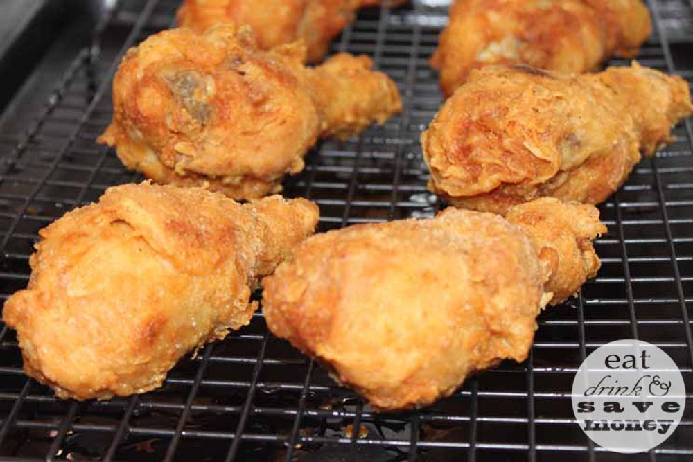 Harvestland fried chicken recipe
