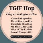 TGIF Blog and Instagram Hop