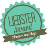 Liebster Award:  a fun way to find new blogs