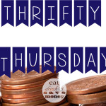 Random Thrifty Thursday Thoughts