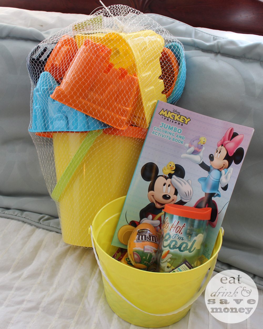 Easter basket 2015