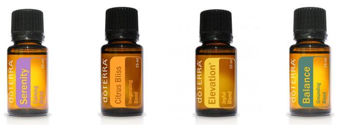 Direct Sales Series DoTerra oils