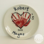 Paint your own pottery gift ideas for Mother's Day