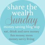 Share the Wealth Sunday