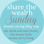 Share the Wealth Sunday #1