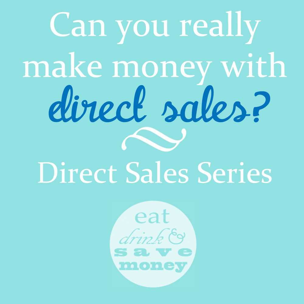 make money through direct sales