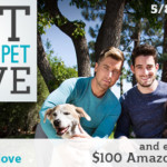 Shelter Pet $100 Amazon Giftcard Giveaway!