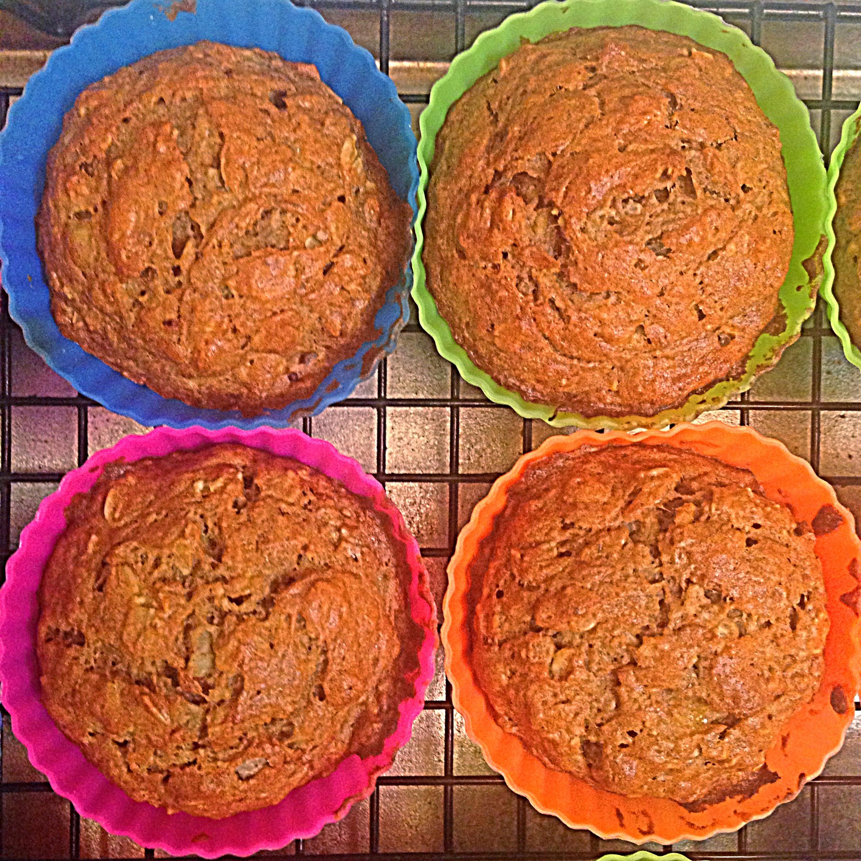 fwf banana nut muffins