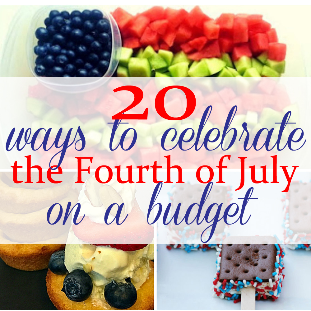 20 ways to celebrate the fourth of july on a budget small square
