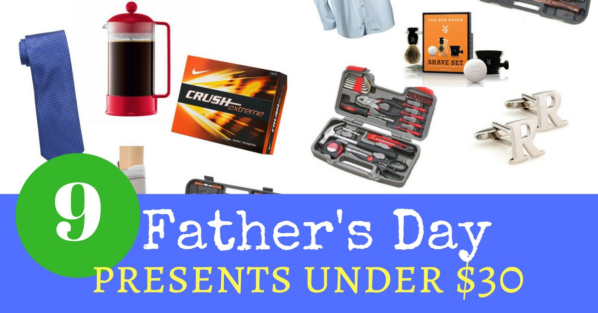 9 Father's Day presents under $30 FB