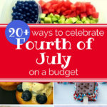 Celebrate Fourth of July on a budget square