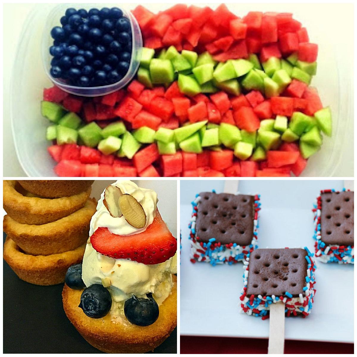 Fourth of July Food 1