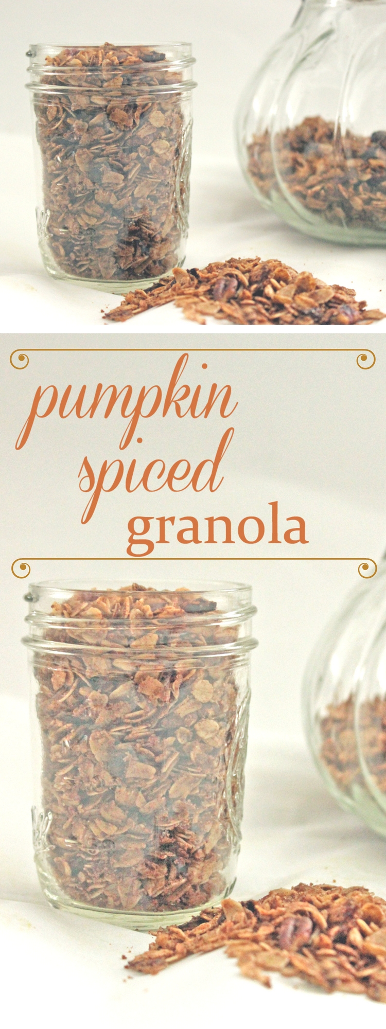 Pumpkin spiced granola recipe | Eat, Drink, and Save Money