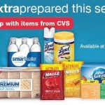 Stock up on winter season CVS items and get $5 in ECB!