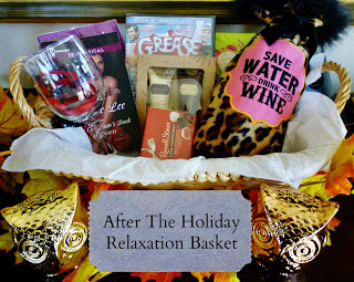 THanksgiving RElaxation Basket title