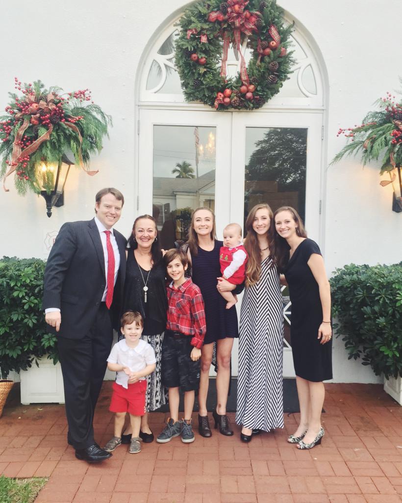 Family Christmas 2015