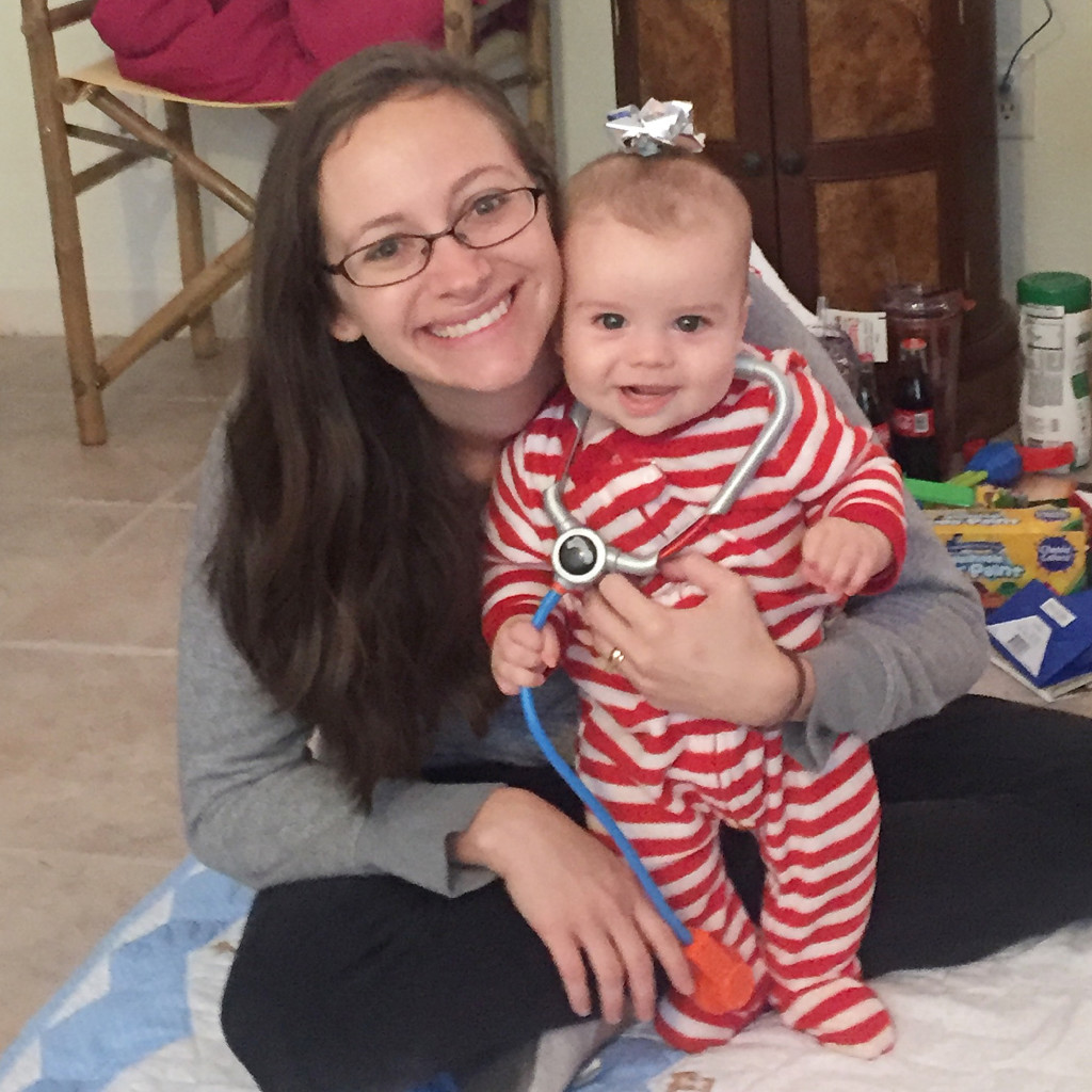 Jackson's first christmas