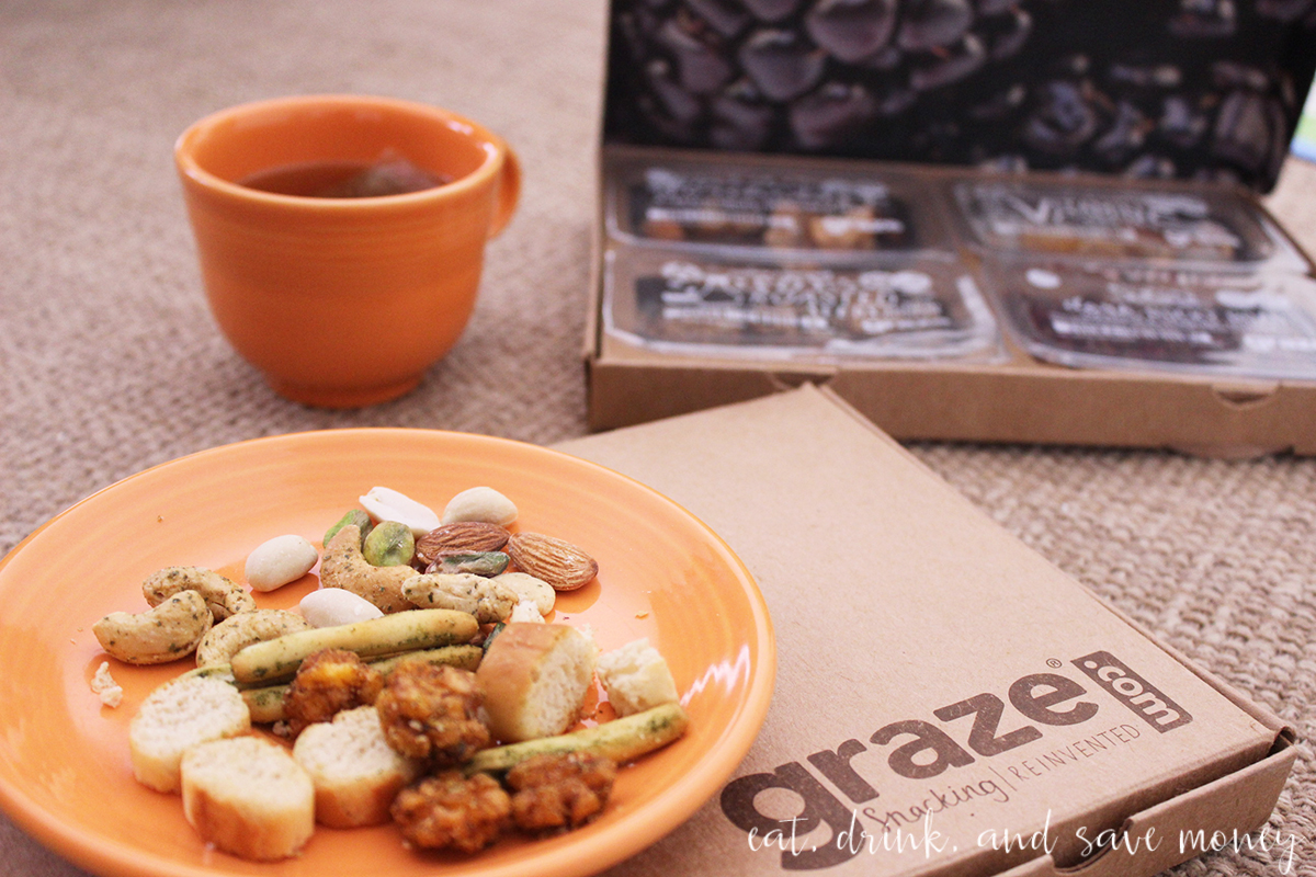 Subscription boxes Graze