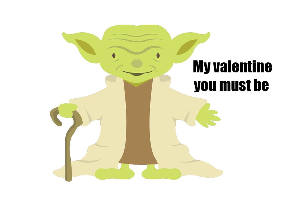 Robertu0027s Star Wars Valentines ...