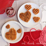 Valentine's Day Recipe: Heart Shaped Waffles