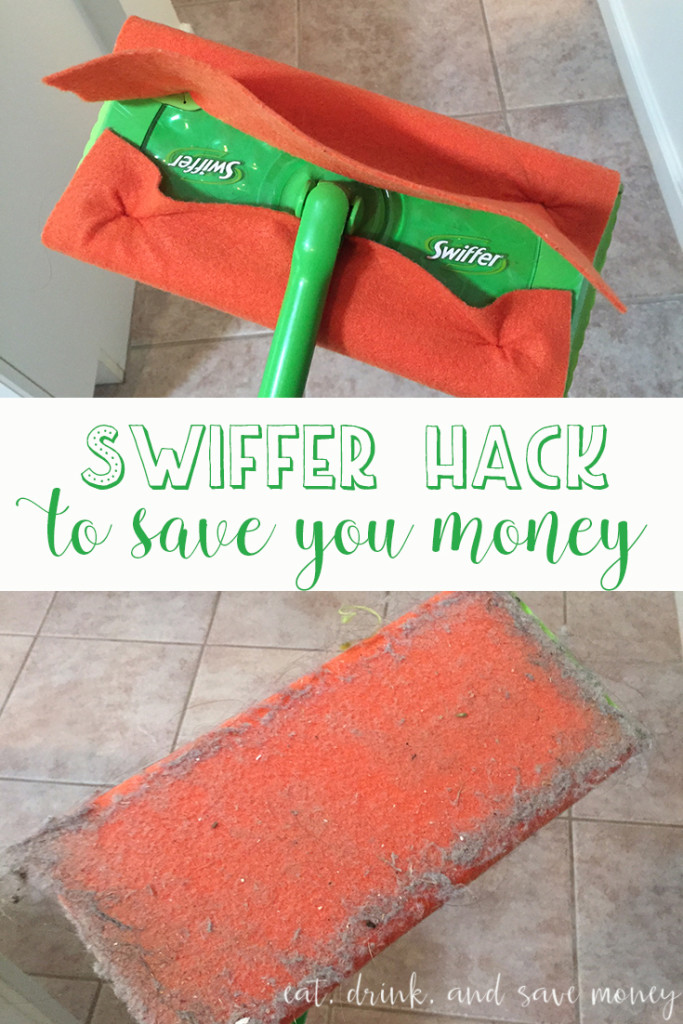 Swiffer hack to save you money for spring cleaning