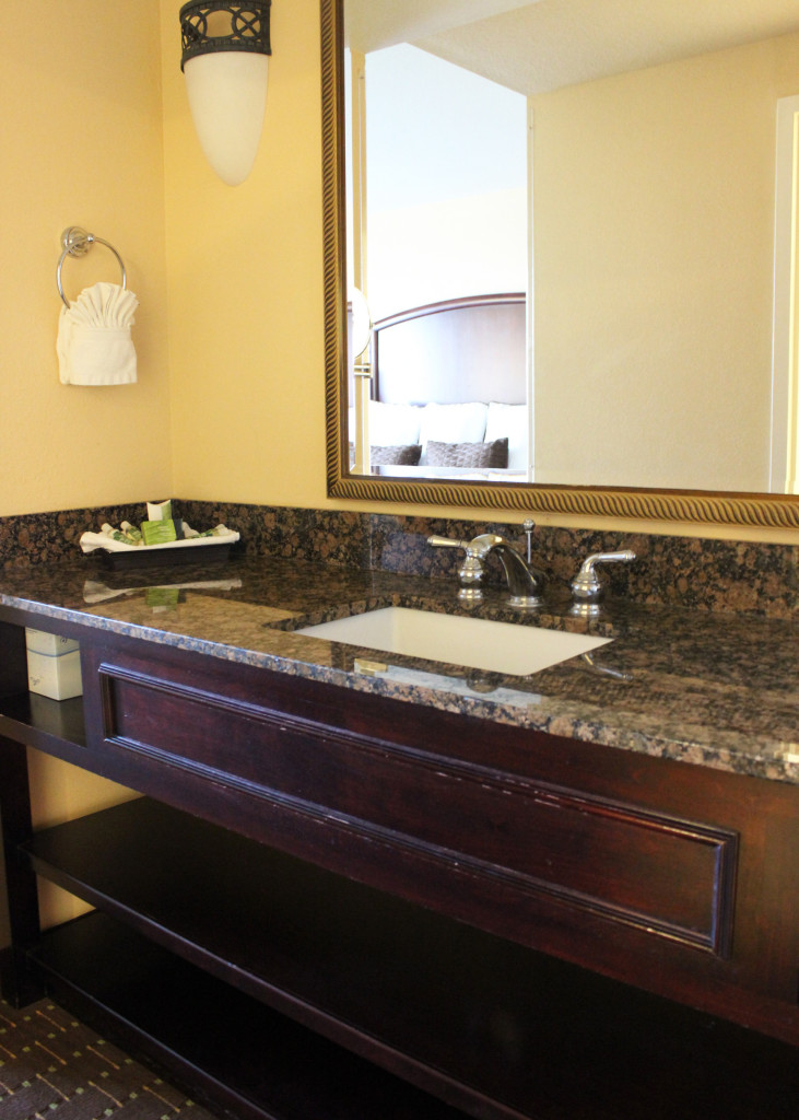 Buena vista suites bathroom
