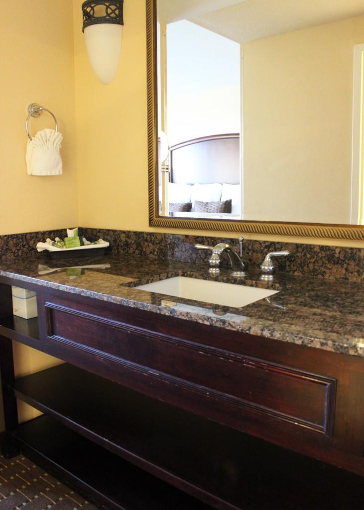 Buena vista suites bathroom