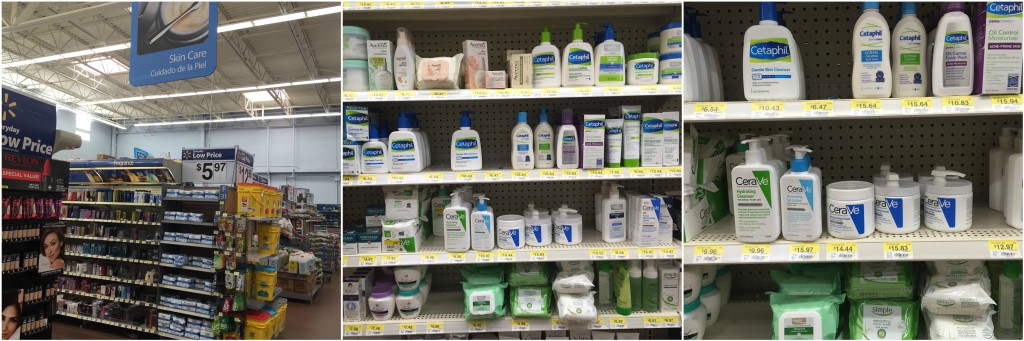 CereVe at Walmart