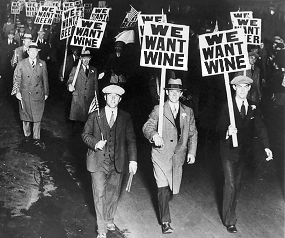 We Want Wine