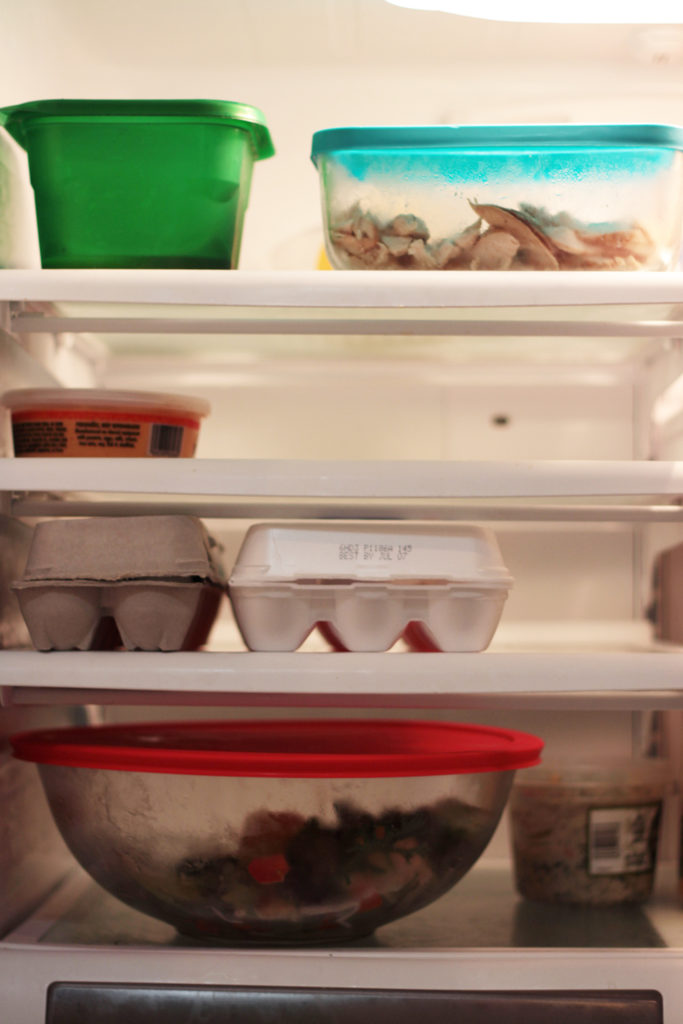 Reusable storage containers