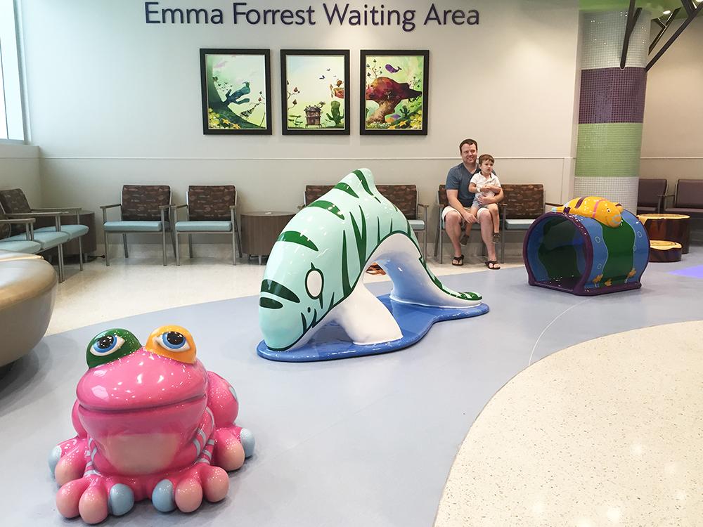 Robert in the ER