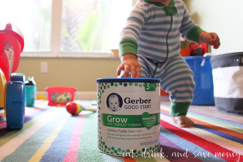 gerber giveaway