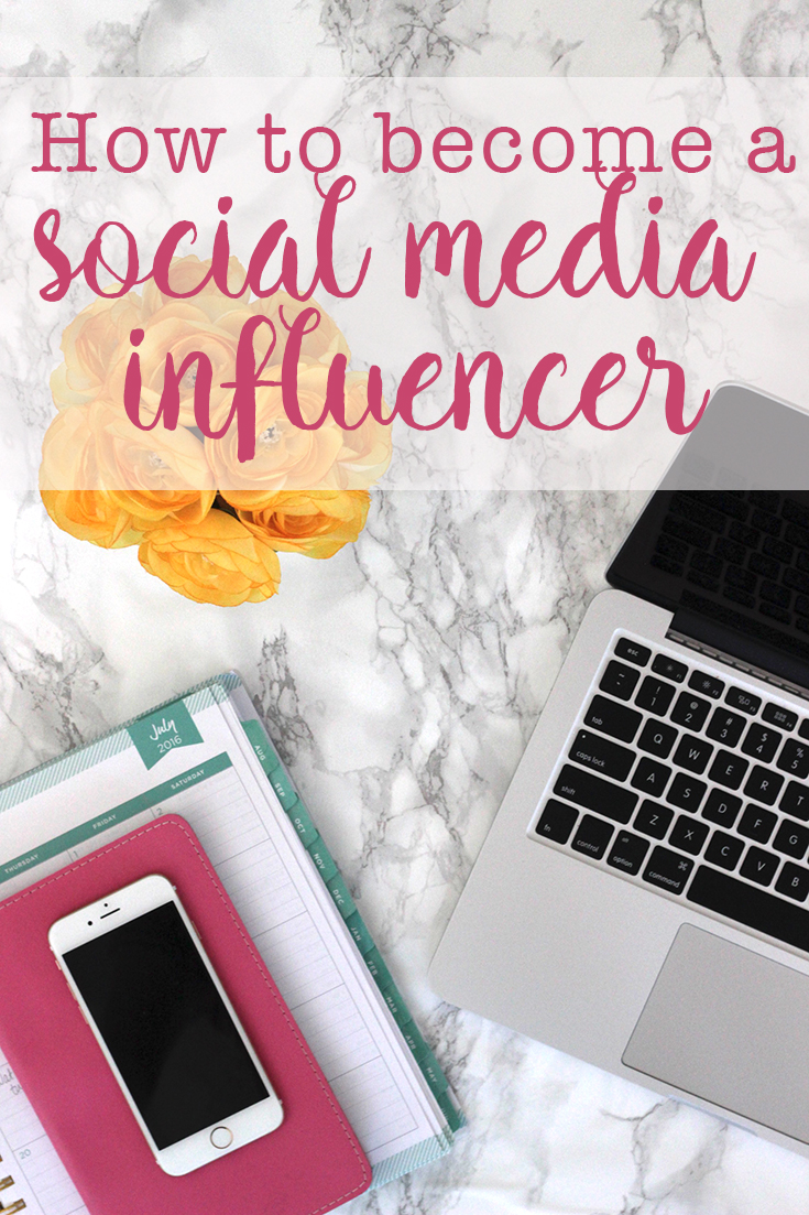 Follow these steps to learn how to become a social media influencer