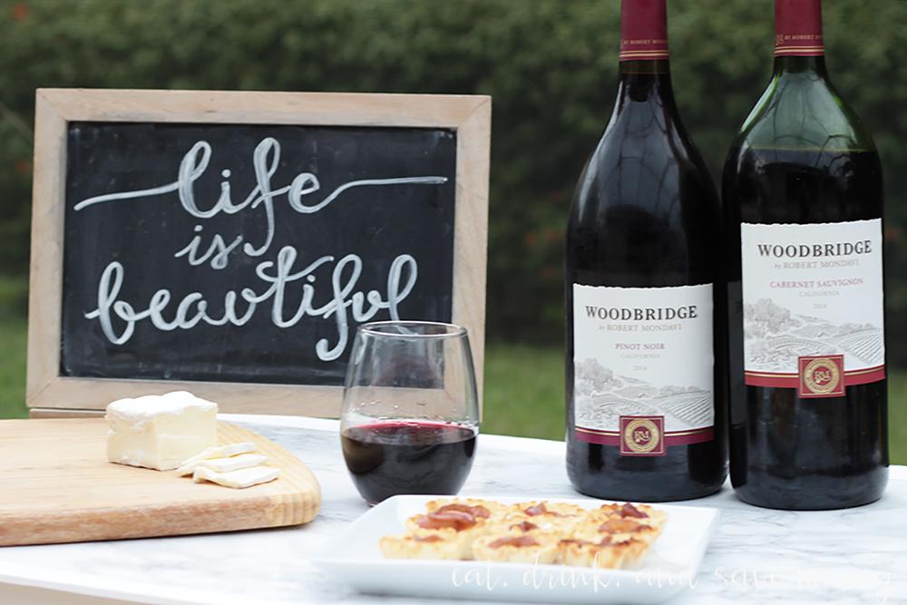 Life is beautiful with Robert Mondavi